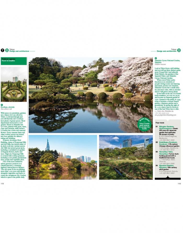 Kniha Gestalten Tokyo: The Monocle Travel Guide Series