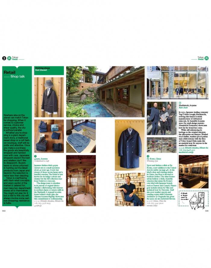 Kniha - Gestalten - Tokyo: The Monocle Travel Guide Series