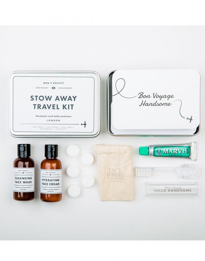 Kosmetika - Men's Society - Stow Away Travel Kit