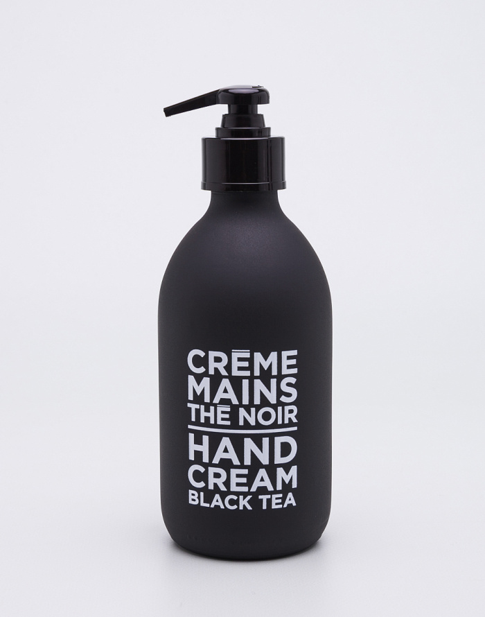 Kosmetika - Compagnie de Provence - Krém na ruce - Černý čaj