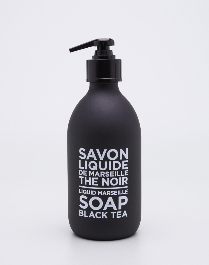 Kosmetika - Compagnie de Provence - Tekuté mýdlo na ruce - Černý čaj