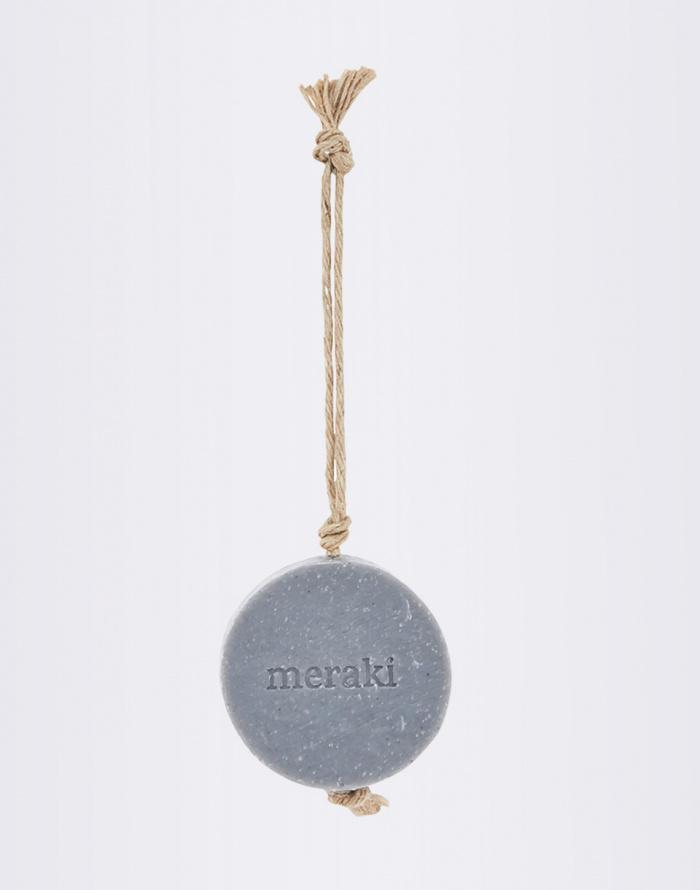 Kosmetika - Meraki - Soap Bamboo Charcoal