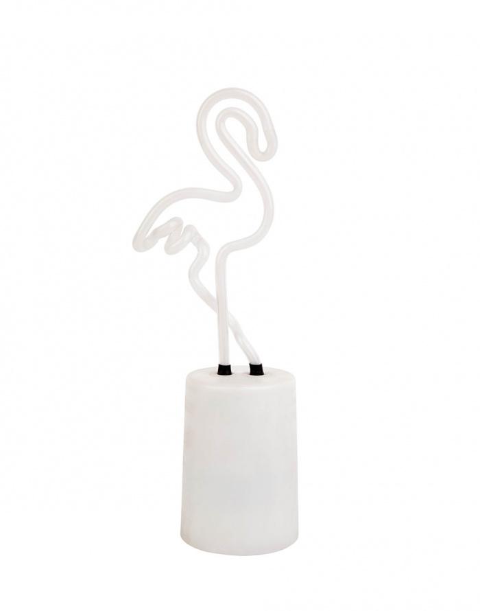 Dárek - Sunnylife - Flamingo Neon Light Small