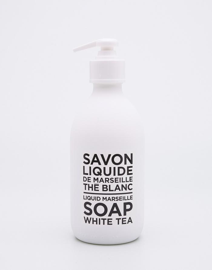 Kosmetika - Compagnie de Provence - Tekuté mýdlo na ruce - Bílý čaj