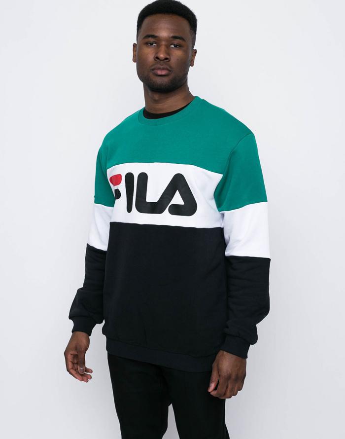 bc38d69d060 Sweatshirt - Fila - Straight Blocked | Freshlabels.cz