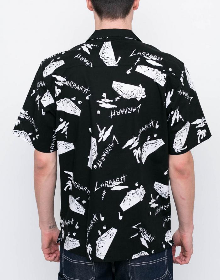 Košile - Carhartt WIP - Anderson Solid