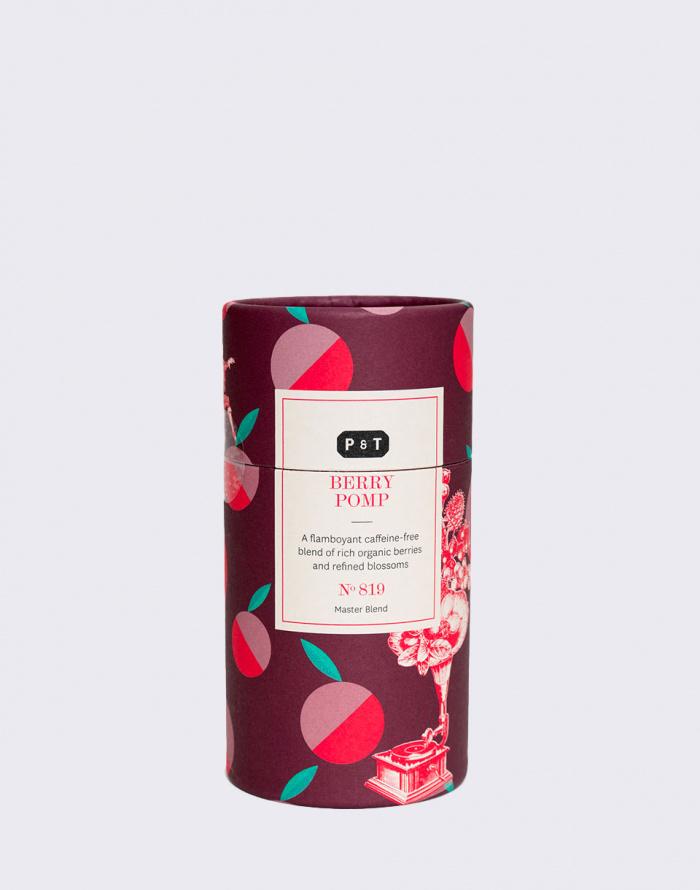 Čaj - P&T - Berry Pomp no.819