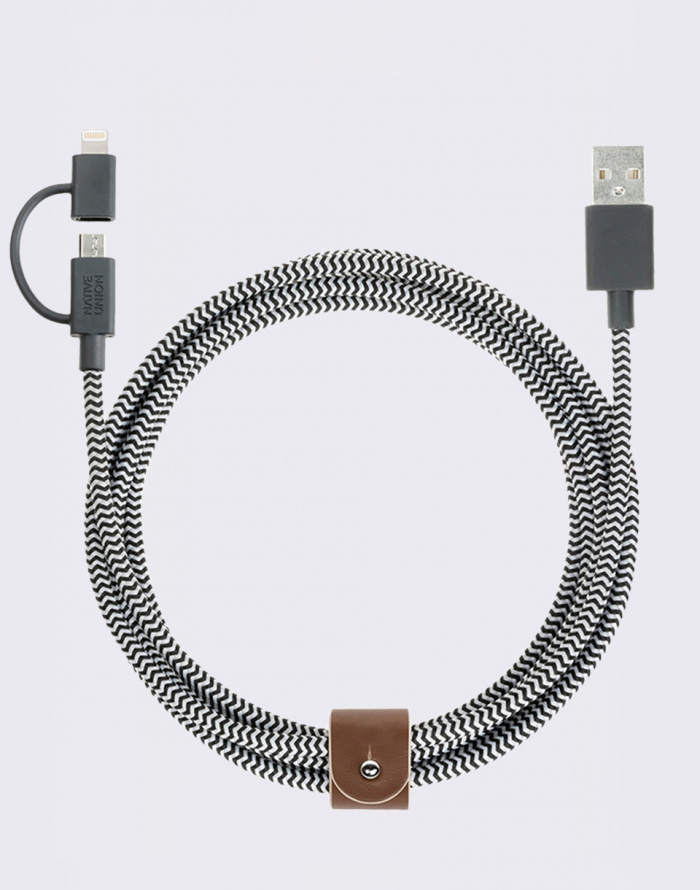 Native Union - Belt Cable Twin Head