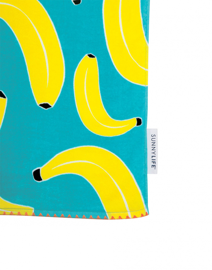 Cestovní gadget - Sunnylife - Kids Towel Cool Bananas