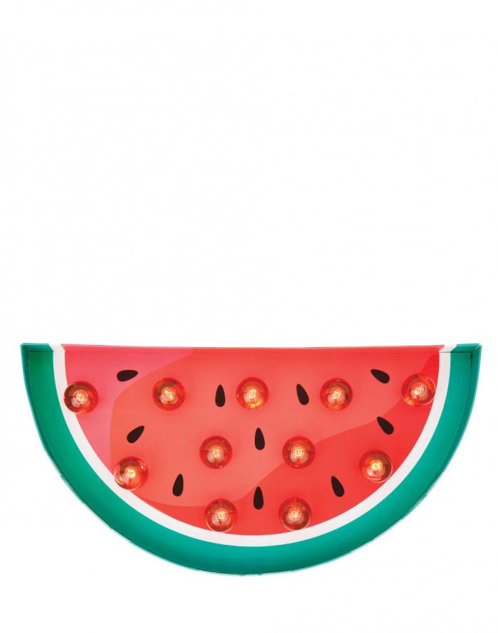 Dárek - Sunnylife - Watermelon Marquee Light