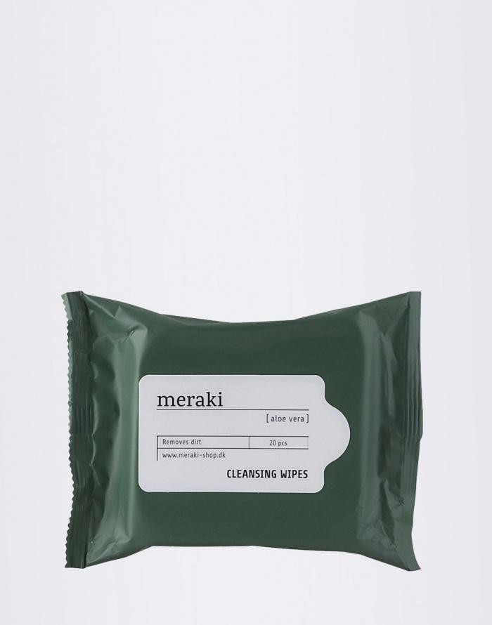 Kosmetika - Meraki - Cleansing Wipes Aloe Vera