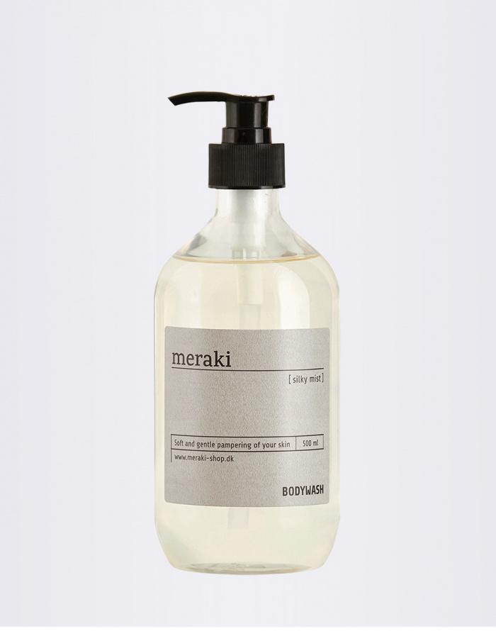 Kosmetika - Meraki - Body Wash Silky Mist