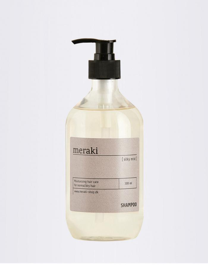 Kosmetika - Meraki - Shampoo Moisturizing Silky Mist