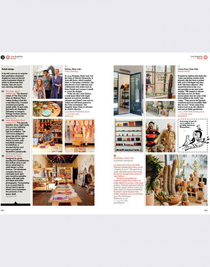 Kniha - Gestalten - Los Angeles: The Monocle Travel Guide Series