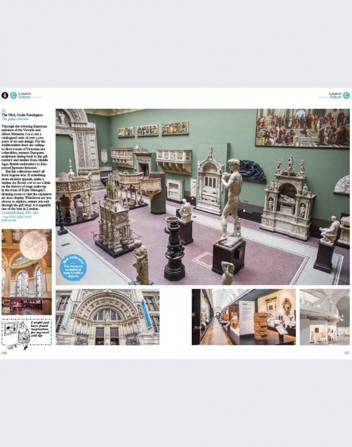 Kniha Gestalten London: The Monocle Travel Guide Series