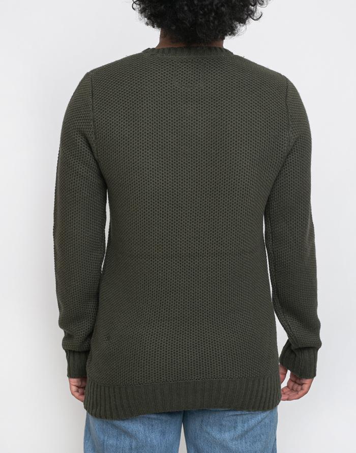 Svetr - RVLT - 6514 Heavy Knitted Sweater