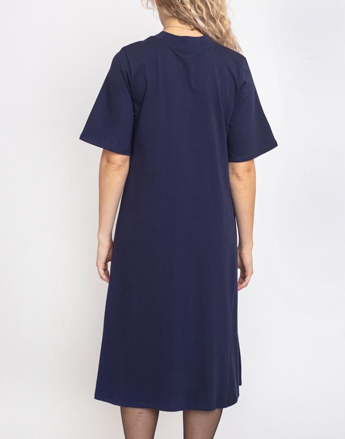 Šaty - Kowtow - Triangle T-Shirt Dress