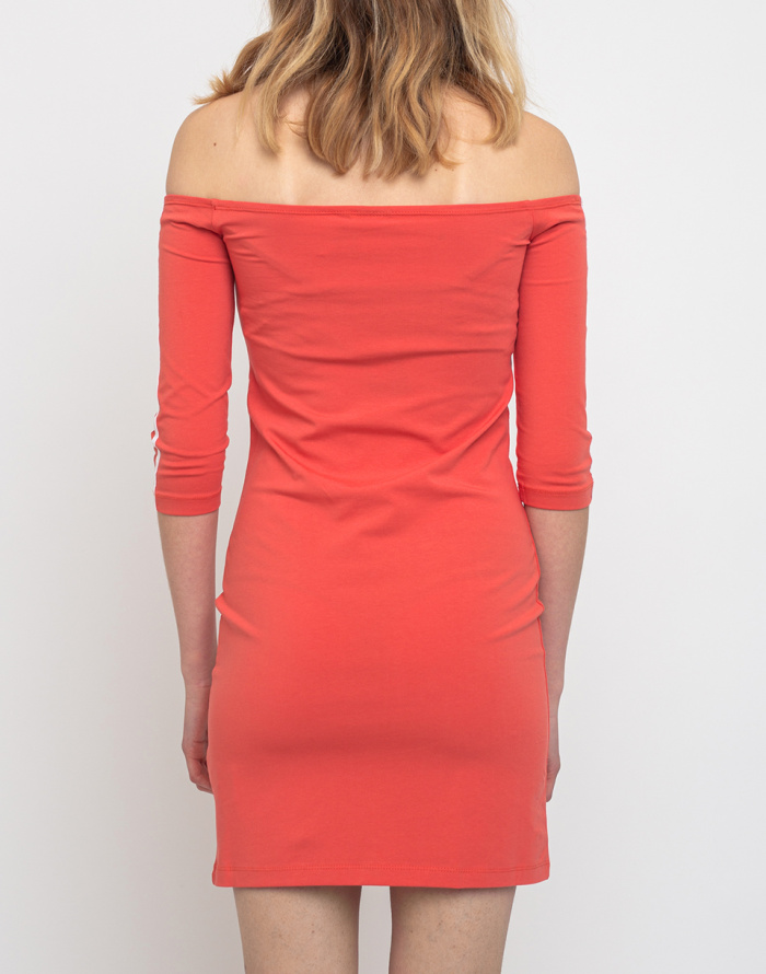 Šaty adidas Originals Shoulder Dress