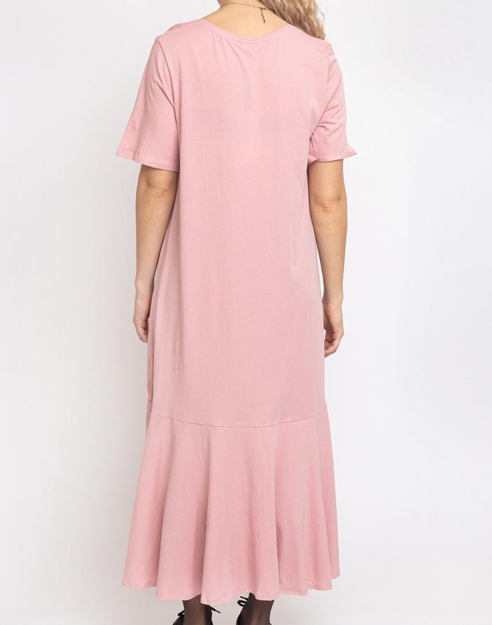 Dress Kowtow Flare Hem Dress