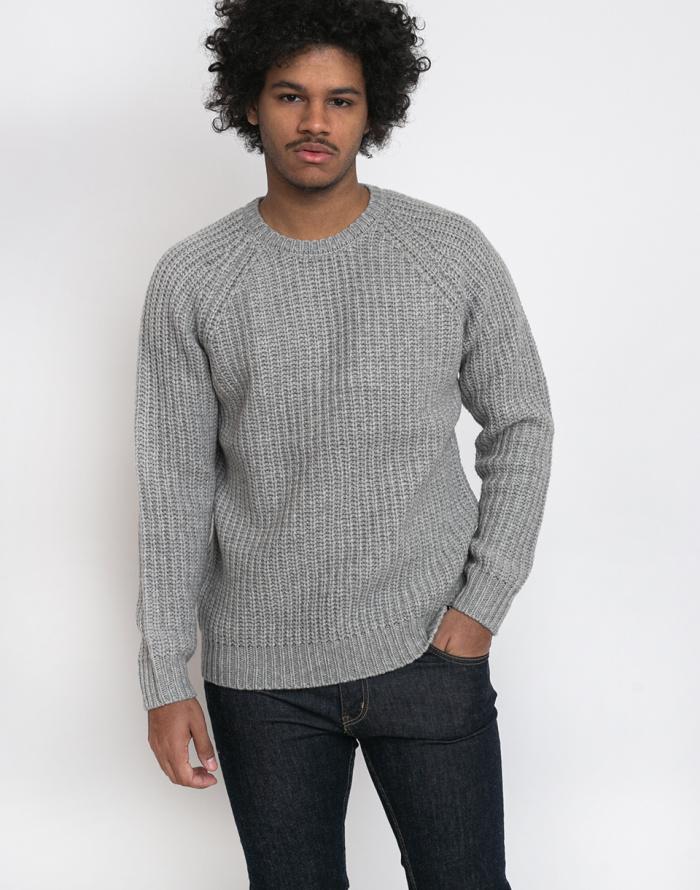 Svetr - RVLT - 6518 Heavy Knitted Sweater