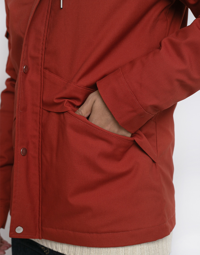 Jacket - RVLT - 7626 Parka Jacket