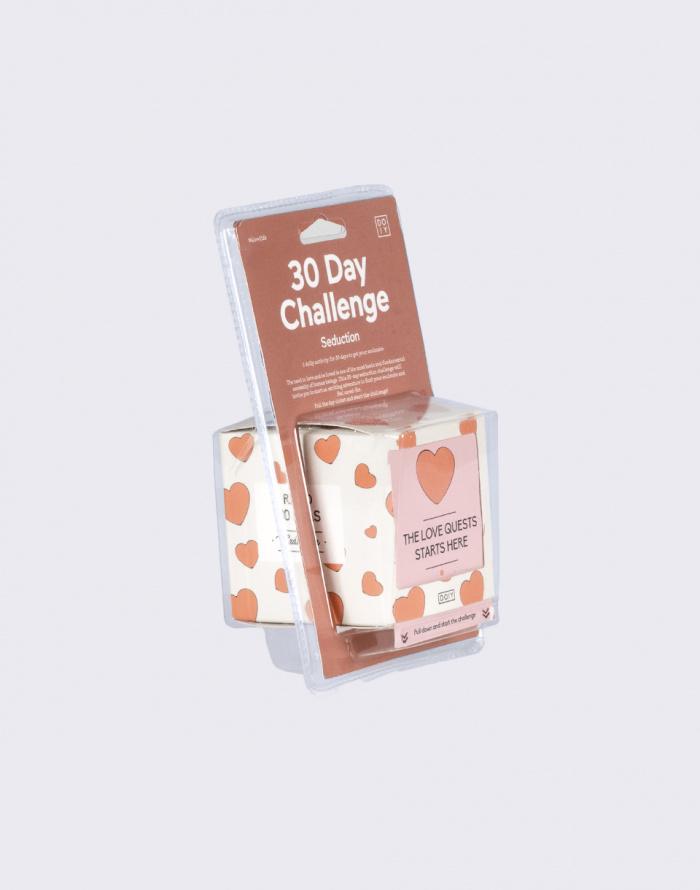 Stolní hra - DOIY - 30 Days Seduction Challenge