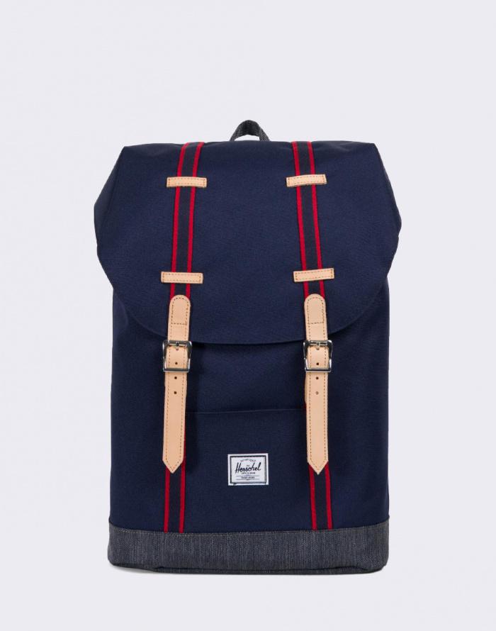 11f05166d41 Urban Backpack - Herschel Supply - Retreat Mid-Volume Offset ...