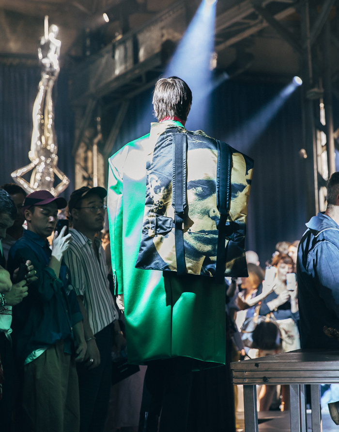 Batoh - Eastpak - Raf Simons Poster Backpack