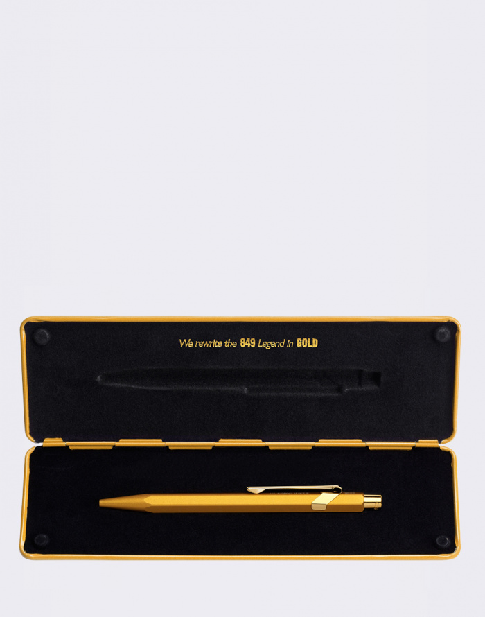 Dárkové balení - Caran d'Ache - 849 Goldbar