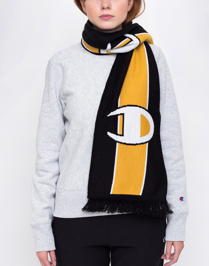 Scarf - Champion - Knitted Scarf  582b62ce6e093