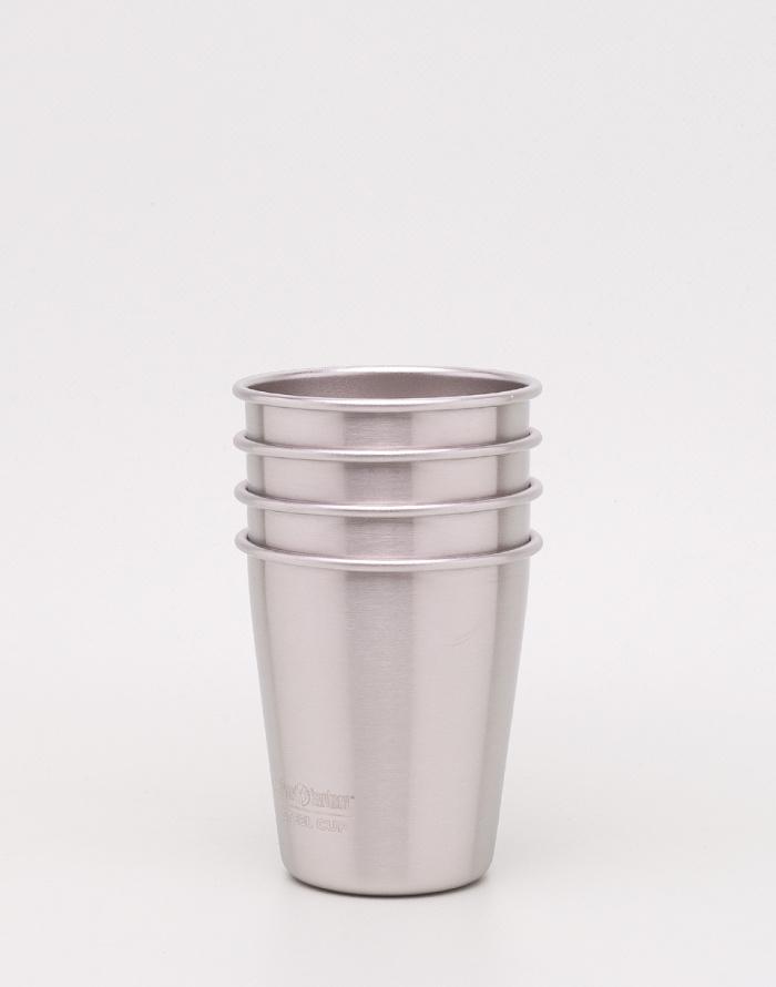 Hrnek - Klean Kanteen - Steel Cup 10oz - 4 Pack