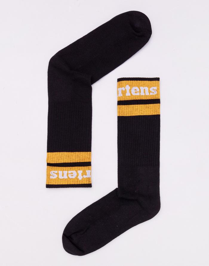 Ponožky - Dr. Martens - Athletic Logo Sock