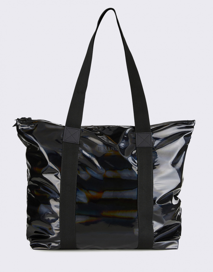 Taška - Rains - Holographic Tote Bag Rush