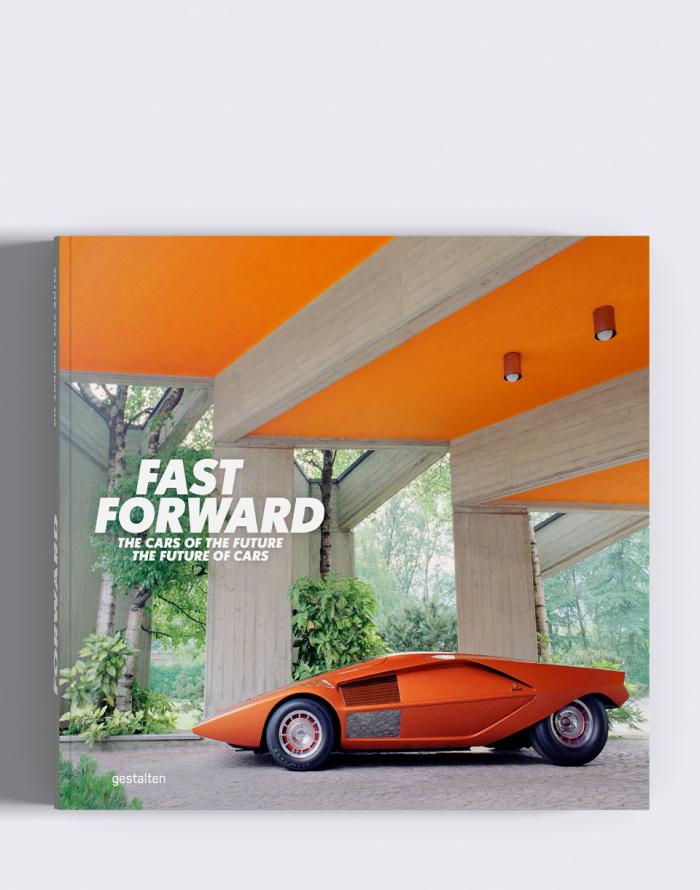 Kniha - Gestalten - Fast Forward