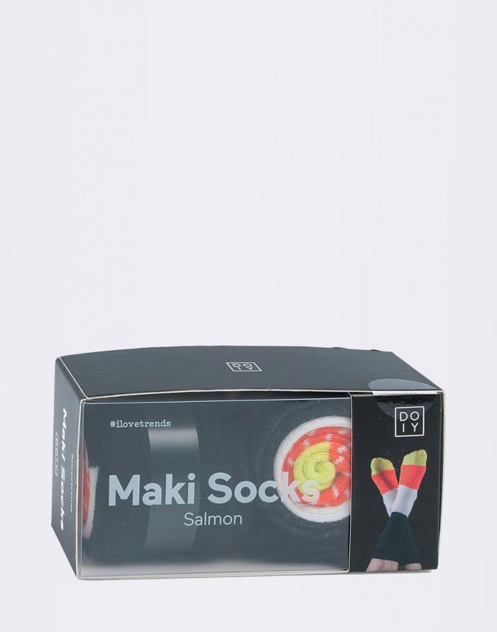 Ponožky - DOIY - Maki Socks Salmon