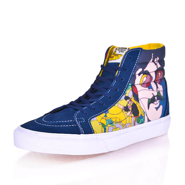 ddbe9e6f4e Shoe - Vans - Sk8-Hi Reissue x The Beatles