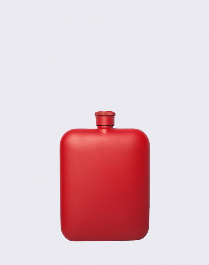 Láhev na pití Men's Society Canvas Hipflask