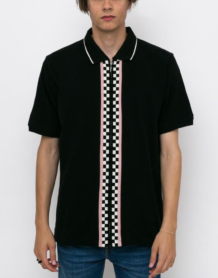 d7a78ac4 Polo Shirt - Stüssy - Julian Full Zip | Freshlabels.cz