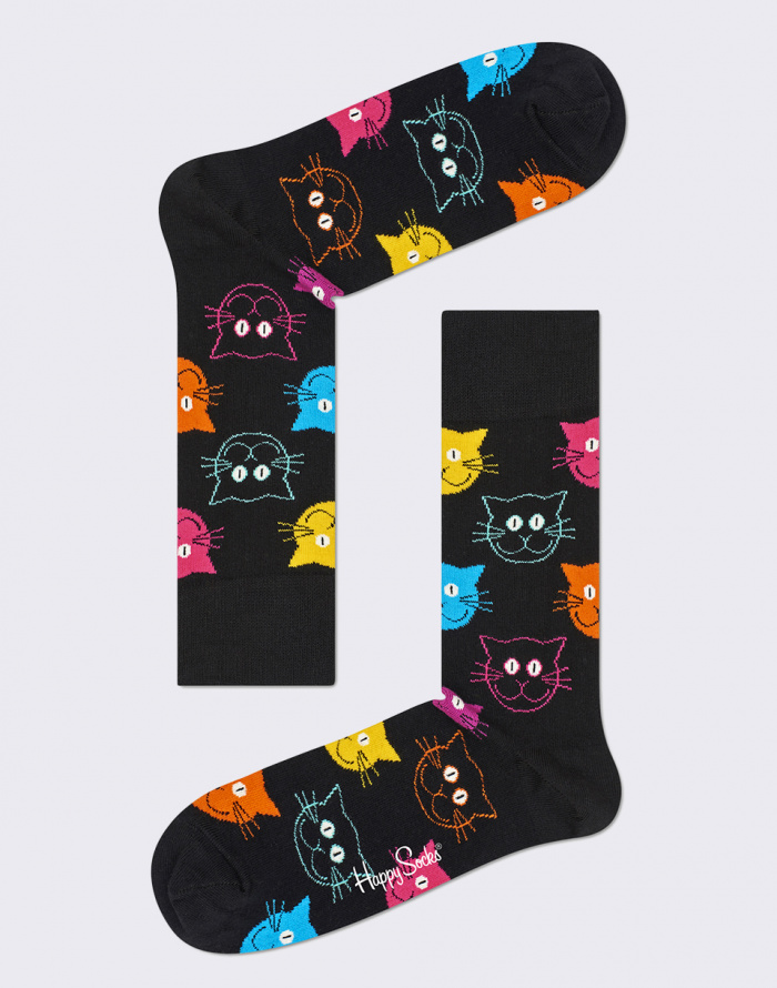Ponožky - Happy Socks - Cat
