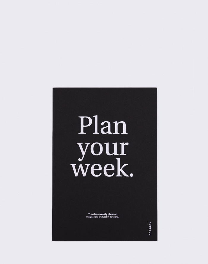 Octagon - Plan Your Week