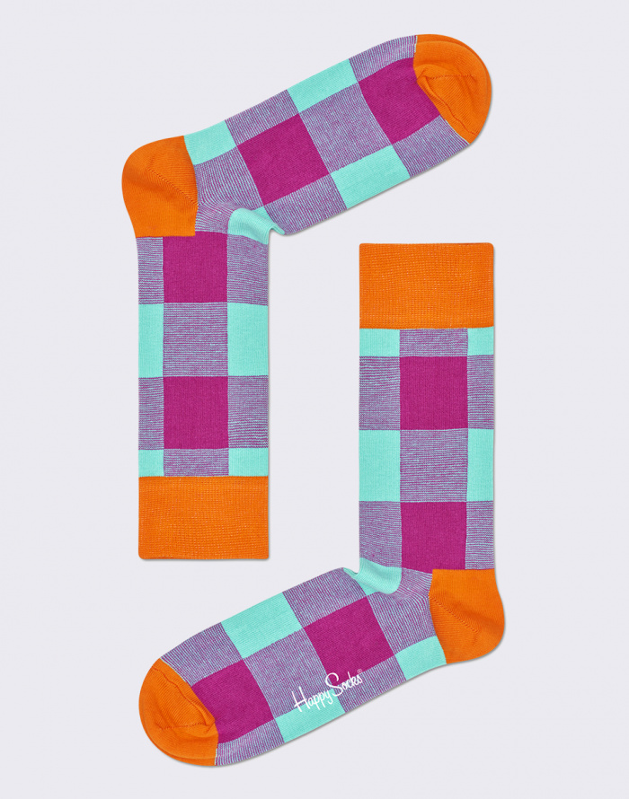 Ponožky - Happy Socks - Lumberjack