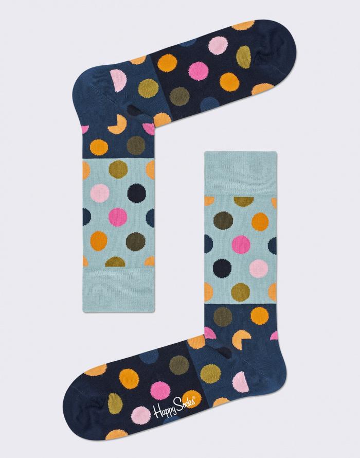 Socks Happy Socks Big Dot Block
