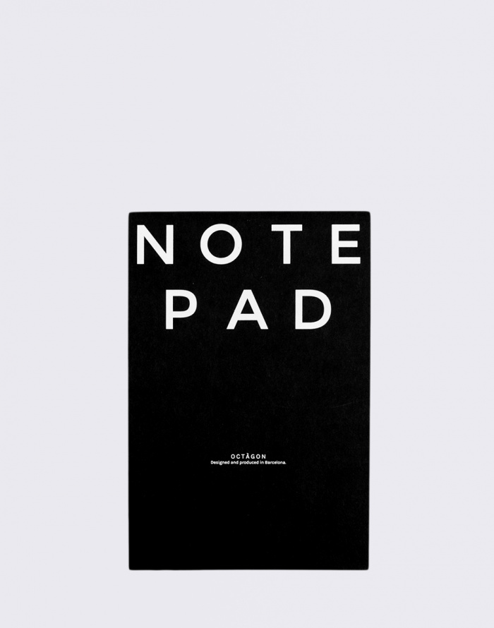 Octagon - Note Pad