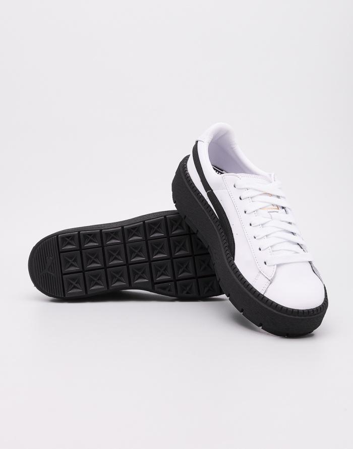 Tenisky - Puma - Basket Platform Trace