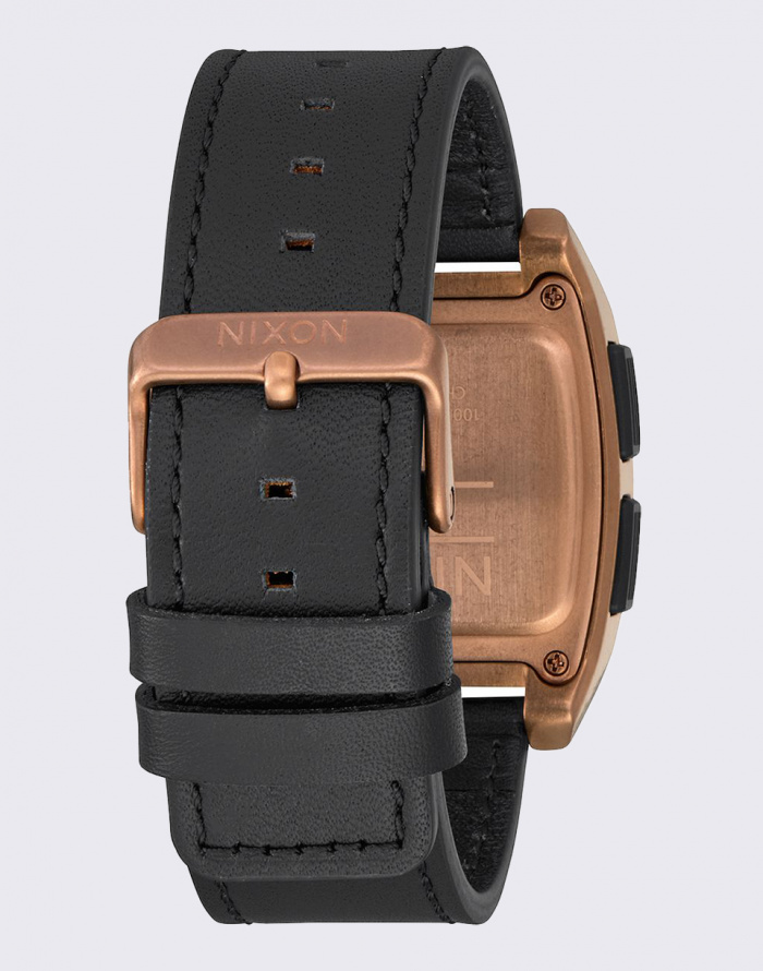 Hodinky - Nixon - Base Leather