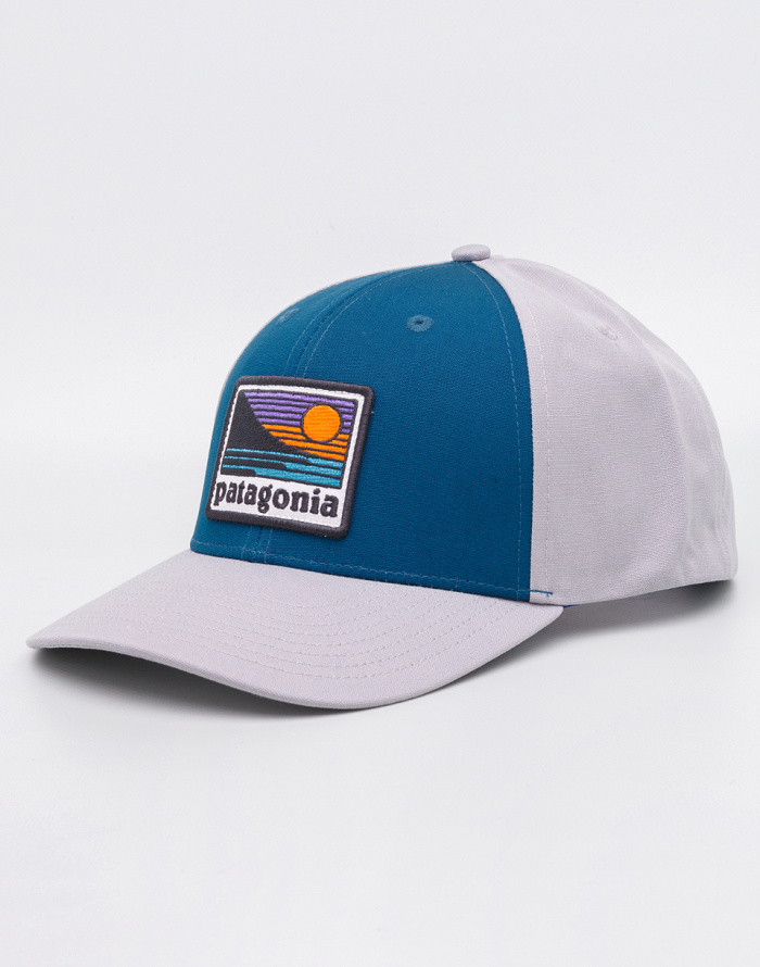 fc9b05ebb7328 Dad cap - Patagonia - Up  amp  Out Roger That Hat