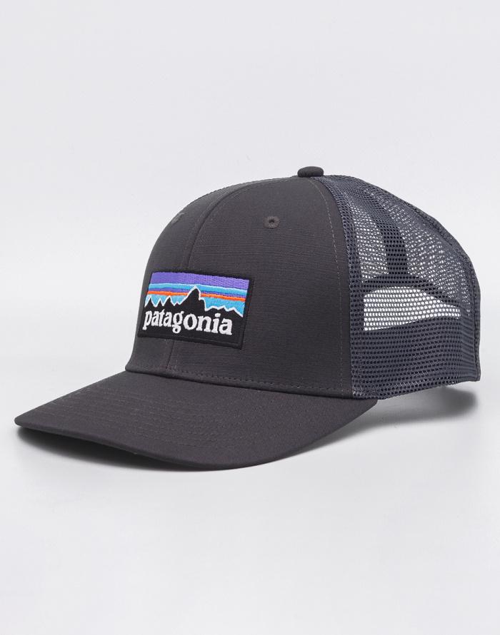 Kšiltovka - Patagonia - P-6 Logo