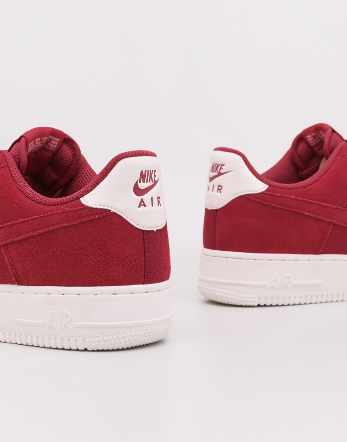 Boty - Nike - Air Force 1 '07 Suede