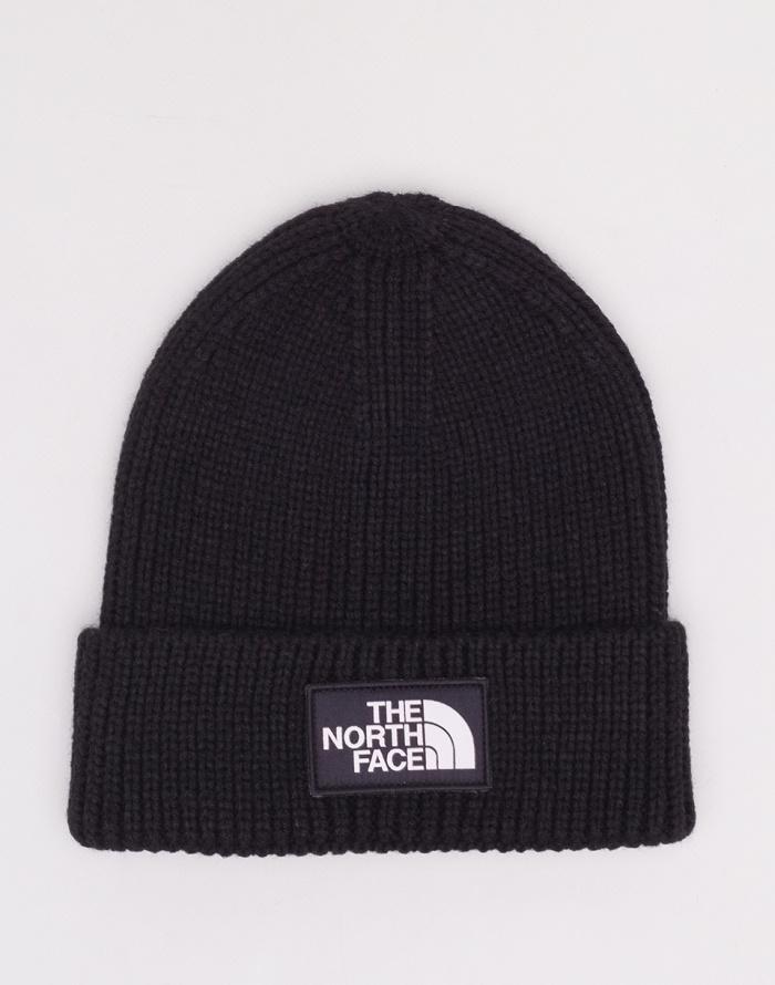 Kulich - The North Face - TNF Logo Box Cuff Beanie
