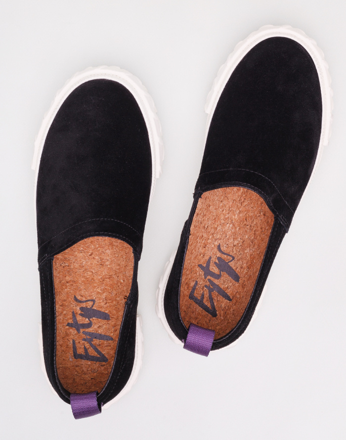 Slip-on Eytys Viper S-O Suede